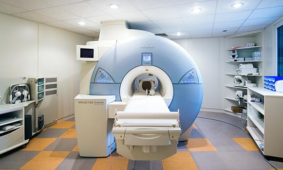 Magnetresonanz-Tomographie MRT